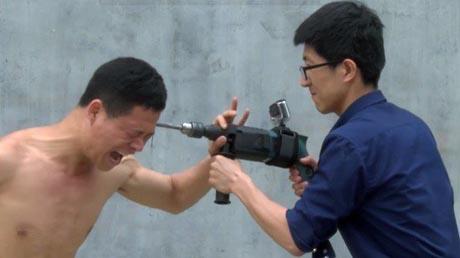 مرد ضد ضربه چینی