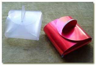 ساده ترین روش برای ساخت جعبه کادو
