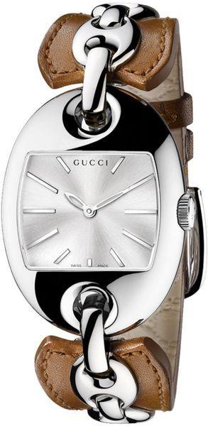 مدل ساعت مچی زنانه برند gucci بسیار شیک