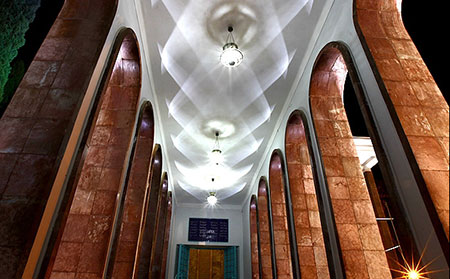 آرامگاه شیخ مصلح الدین در شیراز