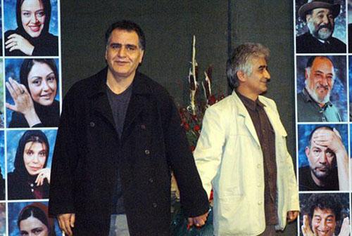 عکس های چندین سال پیش بازیگران مشهور در ششمین جشن حافظ