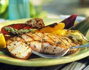 طرز تهیه خوراک ماهی