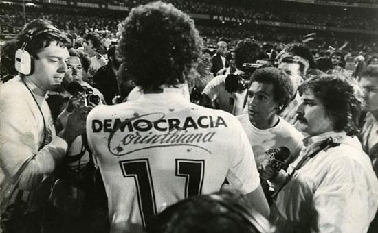 زندگی نامه دکتر سوکراتس ، شخصیت شورشی فوتبال