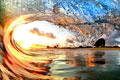 خارق العاده ترین تصاویر از موج ها توسط دو عکاس