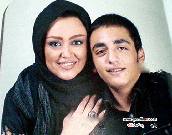بازیگران مشهور ایرانی و فرزند پسرشان !  تصاویر