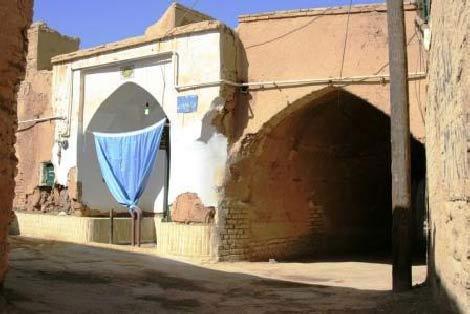 مسجدی به نام آرد خرما عکس
