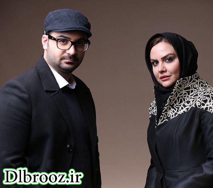 ازدواج حامد تهرانی بازیگر مرد ایران و مینا کوون