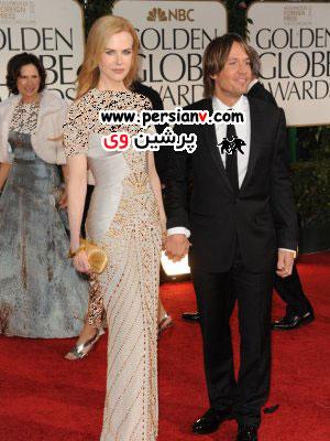 بهترین زوج های هالیوود 2012 انتخاب شدند ( عکس)