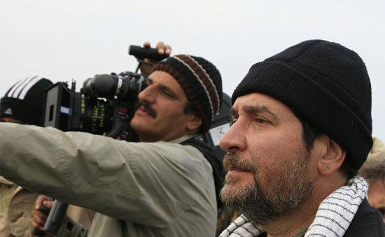 عکسهای دیدنی پشت صحنه فیلم ملک سلیمان  مراسم تجلیل ازعوامل