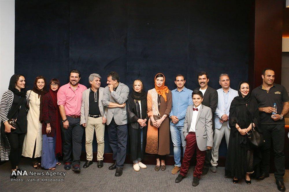 اکران خصوصی فیلم دوران عاشقی با حضور هنرمندان مشهور