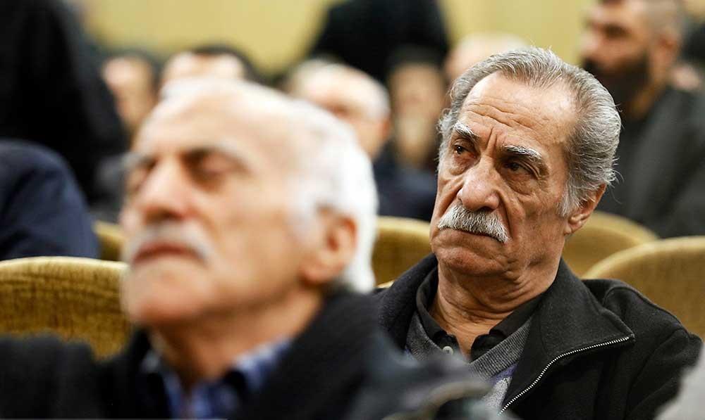 مراسم ختم زندهیاد حسن جوهرچی