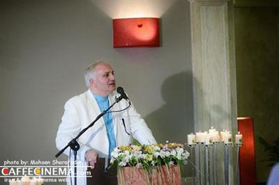 گردهمایی هنرمندان مشهور سینما به مناسبت سال نو
