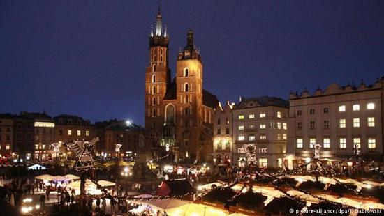 زیباترین بازارهای کریسمس در اروپا