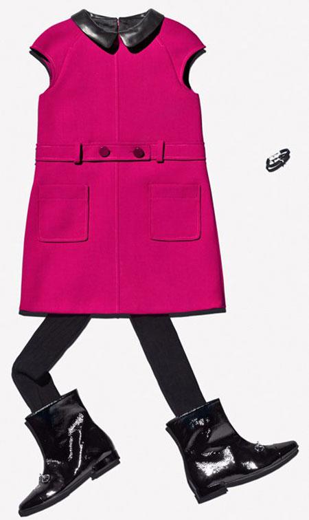 کلکسیون کودکانه Gucci برای پاییز و زمستان