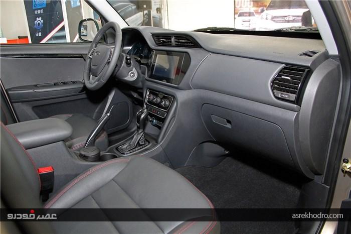 خودروی شاسی بلند MVM X۳۳s با اعلام قیمت وارد بازار خودروی داخل شد