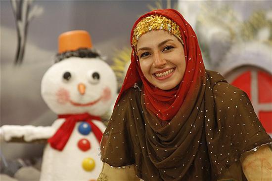 ویژه برنامه خاله شادونه برای شب یلدا