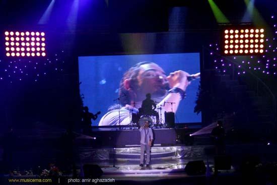 عکسهای دیدنی مازیار فلاحی با دو چهره جذاب و دوست داشتنی تلویزیون تصاویر کنسرت