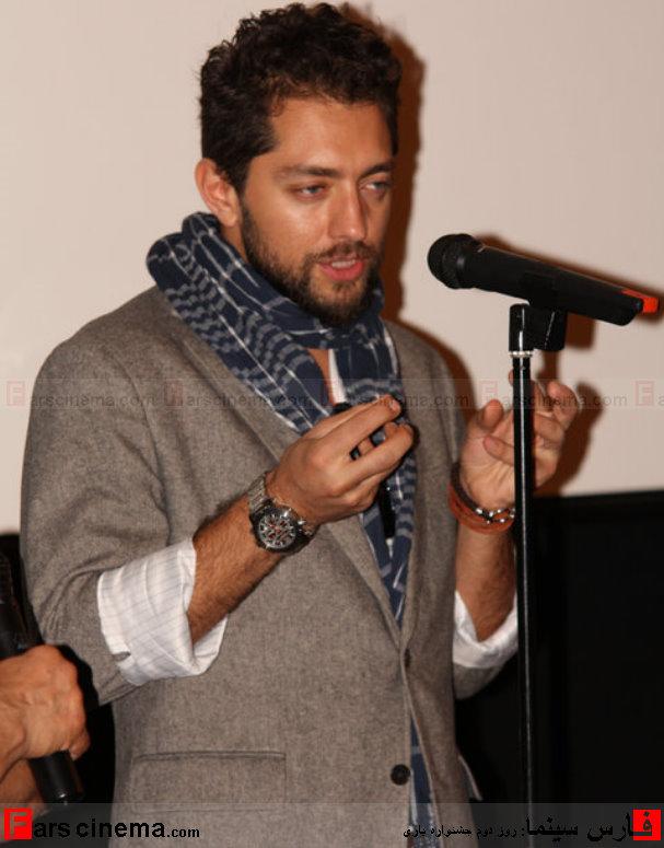 عکسهای دیدنی روز دوم جشنواره یاری با حضور بهرام رادان