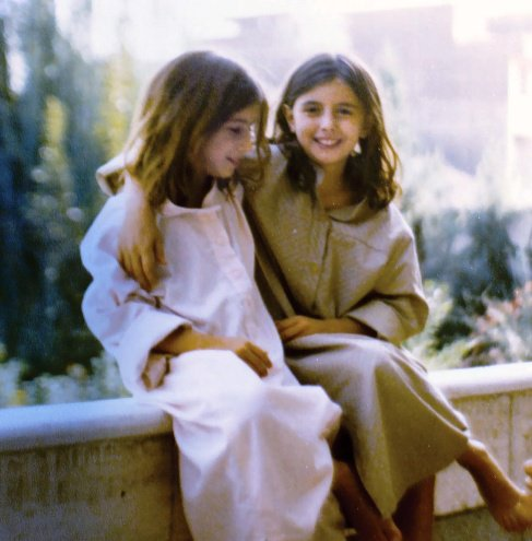 لیلا حاتمی و لیلی رشیدی از کودکی تا بزرگسالی در کنارهم