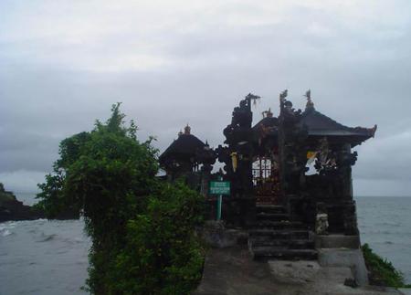 معبد لوط در بالی - اندونزی تصاویر