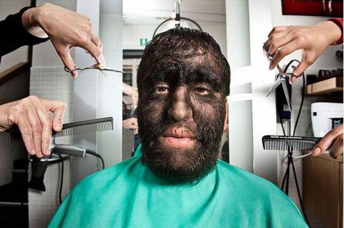 عکس: پرموترین مرد جهان