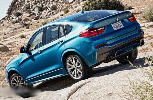 BMW X40i رسما معرفی شد