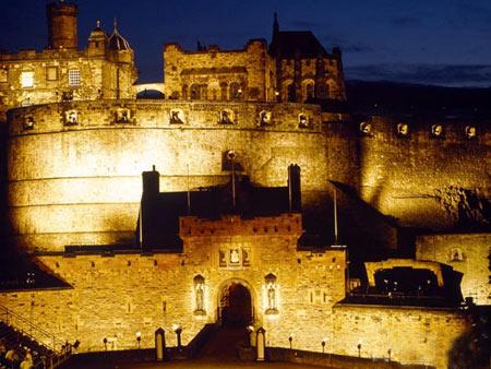 قلعه اسرار آمیز ادینبورگ  تصاویر