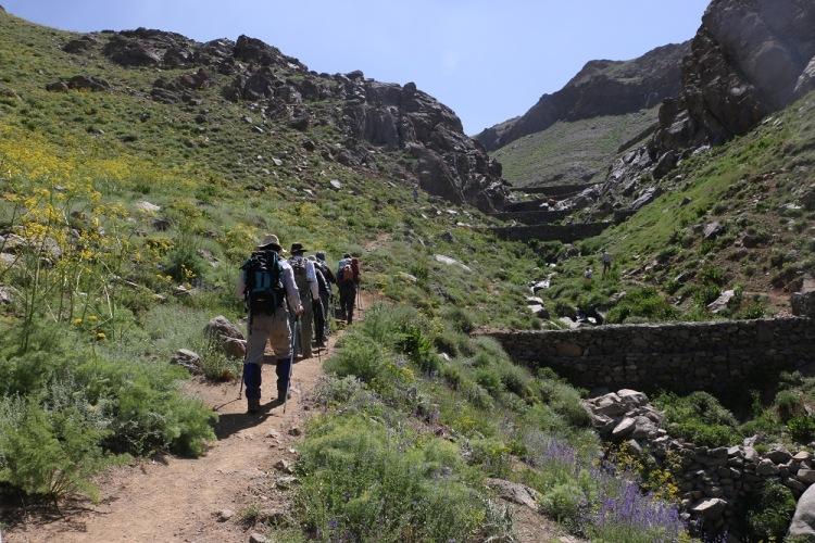 دره پیازچال یکی از بهترین مقاصد برای طبیعت گردی در هوای دل انگیز
