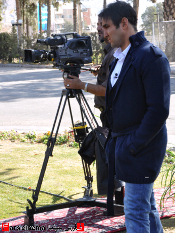 بازیگران سینما و تلویزیون در برنامه خوشا