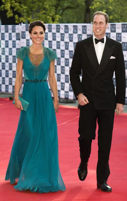 بهترین لباس کیت میدلتون بعد از عروسی سلطنتی ! تصاویر