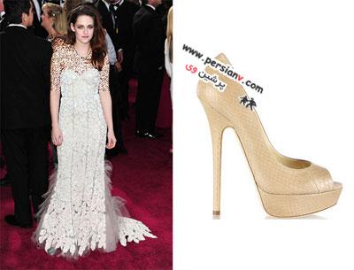 بهترین مدل کفش های اسکار 2013