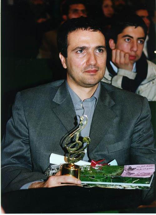 بازیگران مشهور در جشن حافظ 13 سال پیش