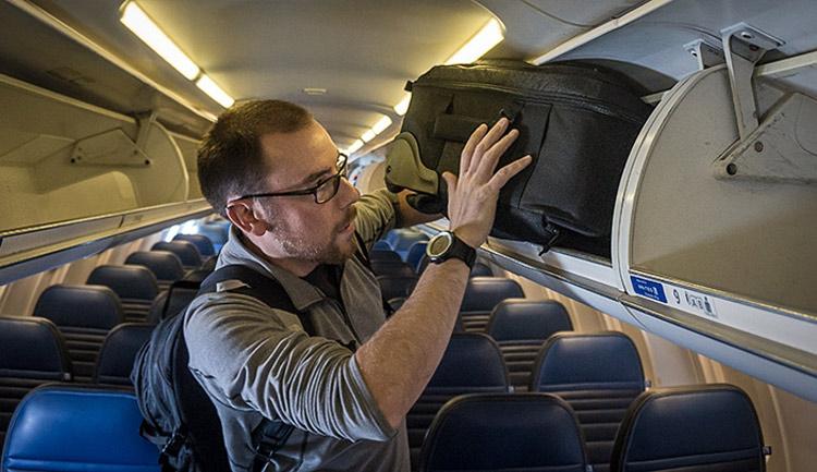 روش صحیح حمل و نقل تجهیزات عکاسی در سفرهای هوایی