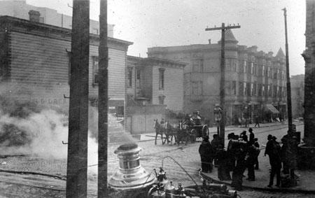 سانفرانسیسکو در 110 سال قبل و فاجعه ی بزرگ