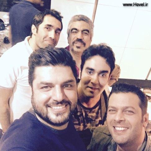 سام درخشانی در سری جدید شام ایرانی