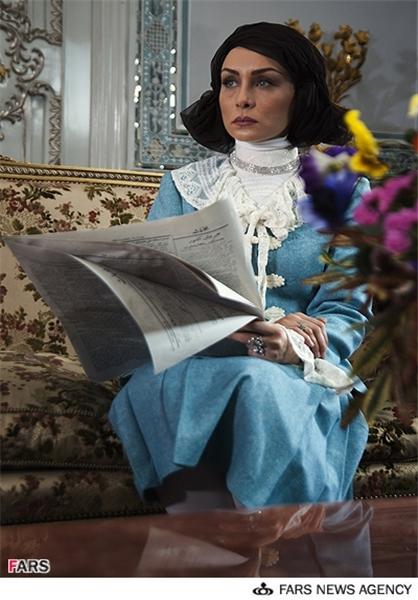 تصاویری متفاوت از حدیث فولادوند و مهراوه شریفینیا در نقش زنان شاه