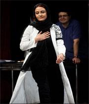 علاقه مریلا زارعی به پوشش کامل و دقت وی به انتخاب لباس