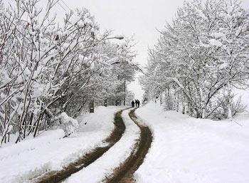 اشعاری زیبا در مورد زمستان