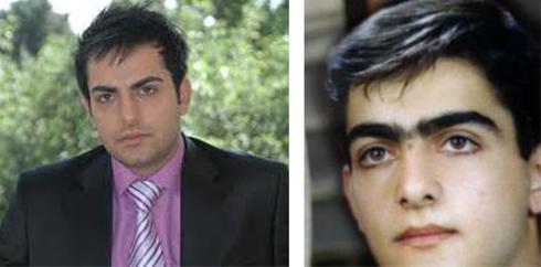 عکس جالب و دیدنی از نوجوانی بازیگر معروف ایرانی