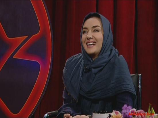 عکس های المیرا عبدی، هانیه توسلی و محمدرضا شیرخانلو در برنامه هفت