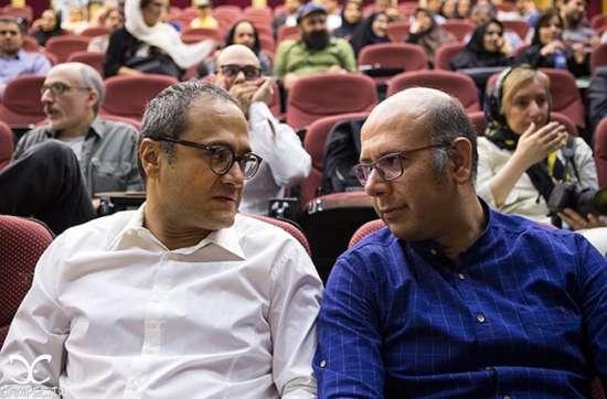 بازیگران و هنرمندان مشهور در مراسم رونمایی از محصولات جناب خان