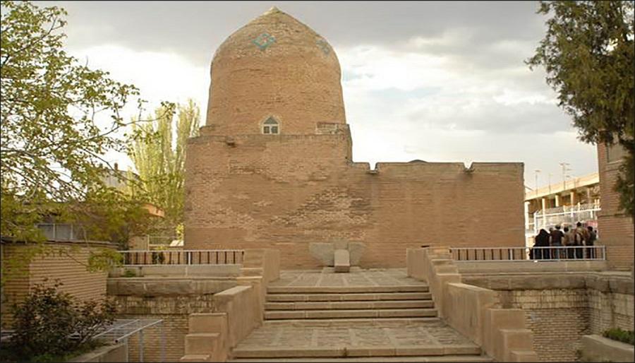 بُقعه اِستِر ,مهمترین زیارتگاه یهودیان ایران و جهان