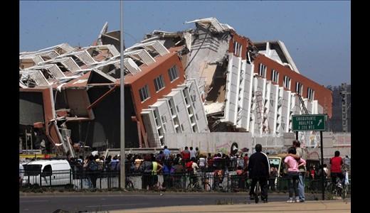 آخرین تصاویر از زلزله 8/5 شیلی