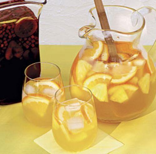 آب های طعم دار خوشمزه برای گرمای تابستون