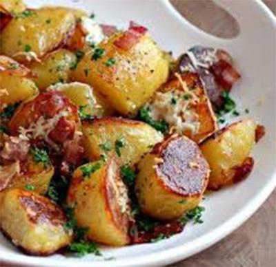 طرز تهیه کباب سیب زمینی