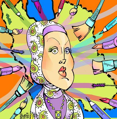 کاریکاتورهای مفهومی و جالب از مسائل اجتماعی