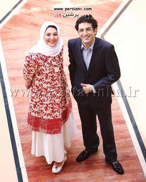 لاله اسکندری و همسرش دو روز بعد از ازدواج ! تصاویر دیدنی
