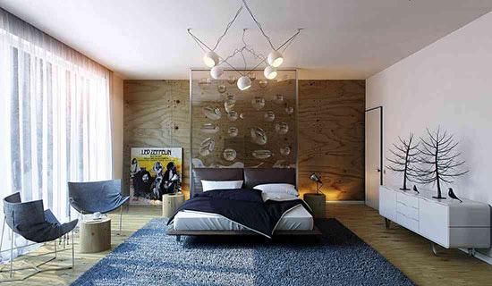 اتاق خواب مدرن و شیک را با دانستن این نکات طراحی کنید