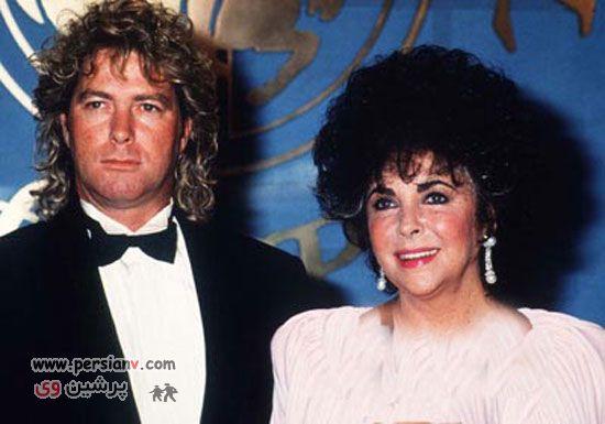 عکس قدیم و جدید هنرپیشه هالیوودی بعد از 100 بار عمل جراحی