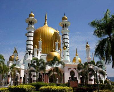 مشهورترین مساجد دنیا  تصاویر